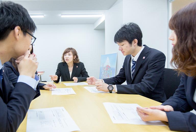新入社員座談会